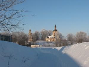 Церковь Кирилла Белозерского в Каймарах